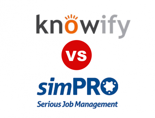 Construction Industry Job Costing Software: Knowify & simPRO